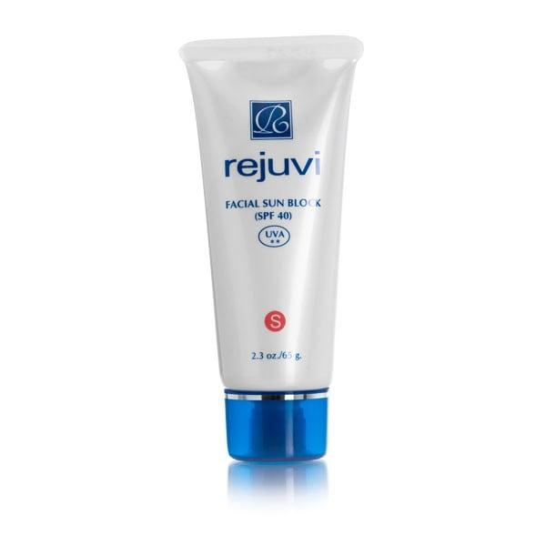 Rejuvi (s) Facial Sun Block (SPF40)