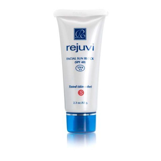 Rejuvi (s) Tinted Facial Sun Block (SPF40)